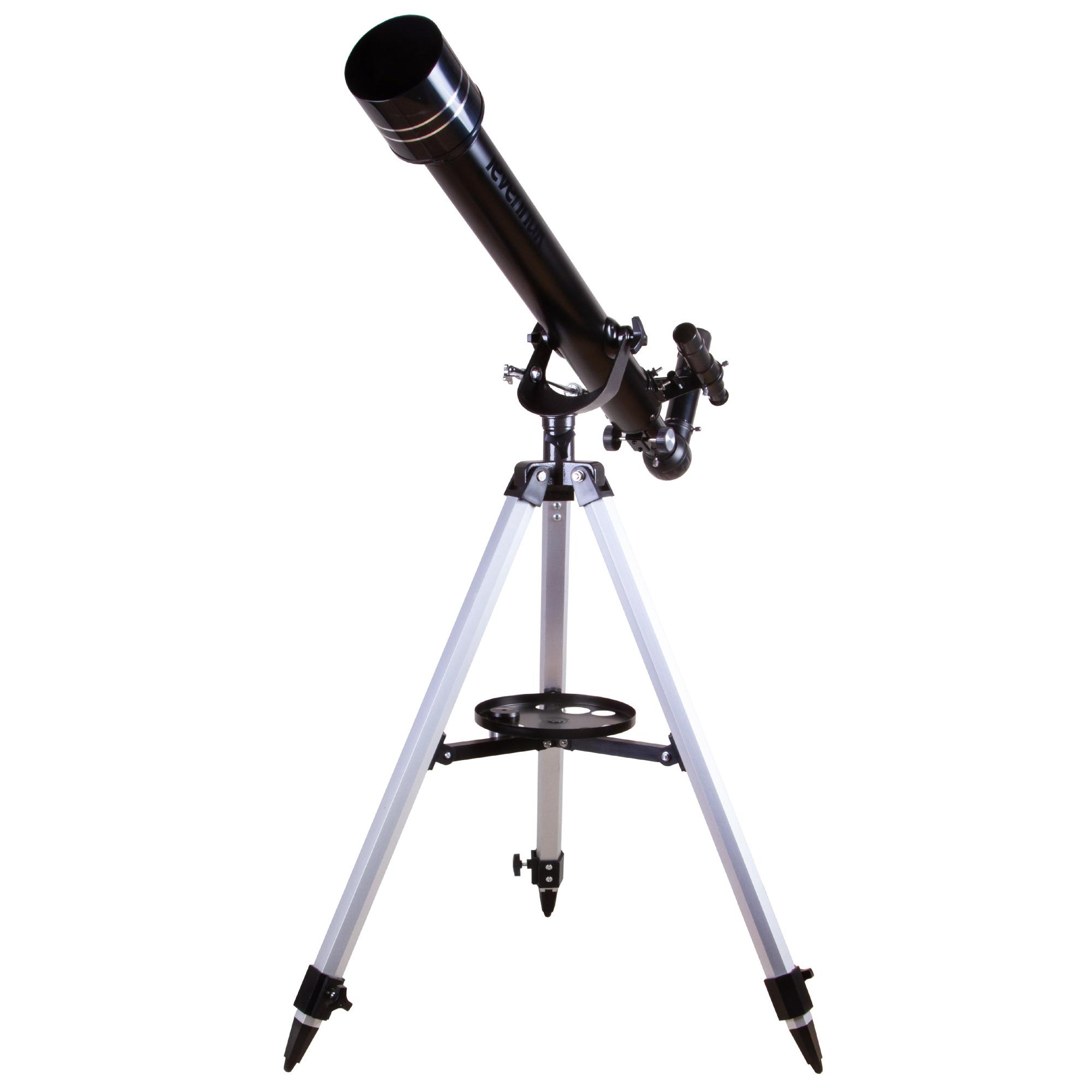 Фото - Телескоп Levenhuk Skyline BASE 60T (+ Книга «Космос. Непустая пустота» в подарок!) телескоп levenhuk skyline base 60t книга космос непустая пустота в подарок