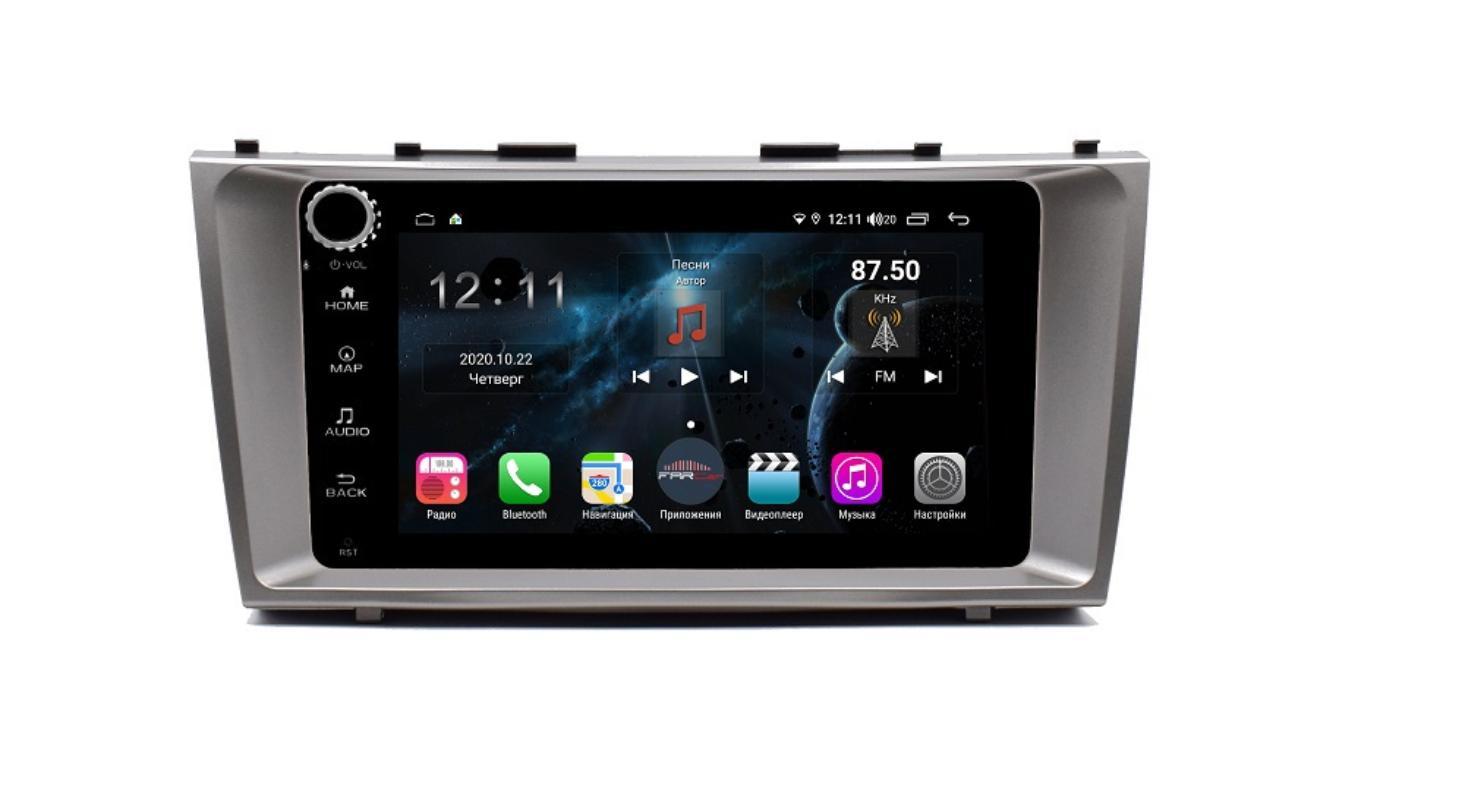 Штатная магнитола FarCar s400 для Toyota Camry на Android (H1171RB) (+ Камера заднего вида в подарок!)
