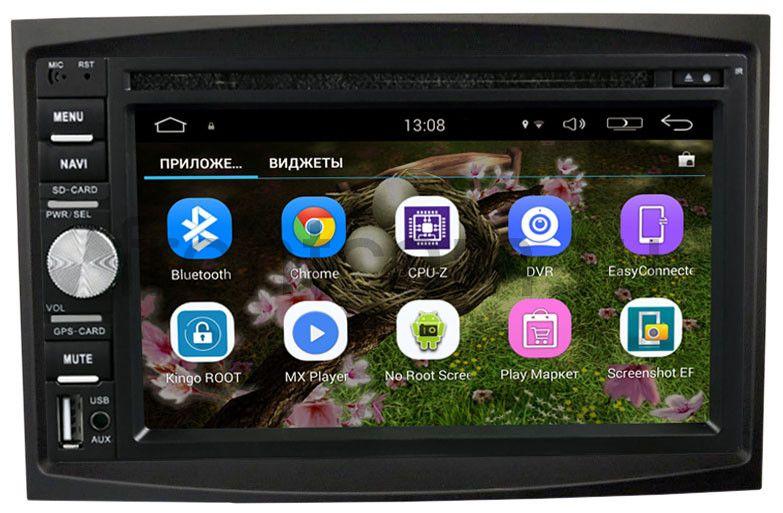Штатная магнитола Citroen C2, C3 I, C3 Picasso, Berlingo II, Jumpy II, Jumper 2006-2017 LeTrun 1958-RP-PG307-64 на Android 5.1.1 4 3 tft lcd monitor car rearview back up camera 2 in 1 car parking system for citroen berlingo dispatch jumpy