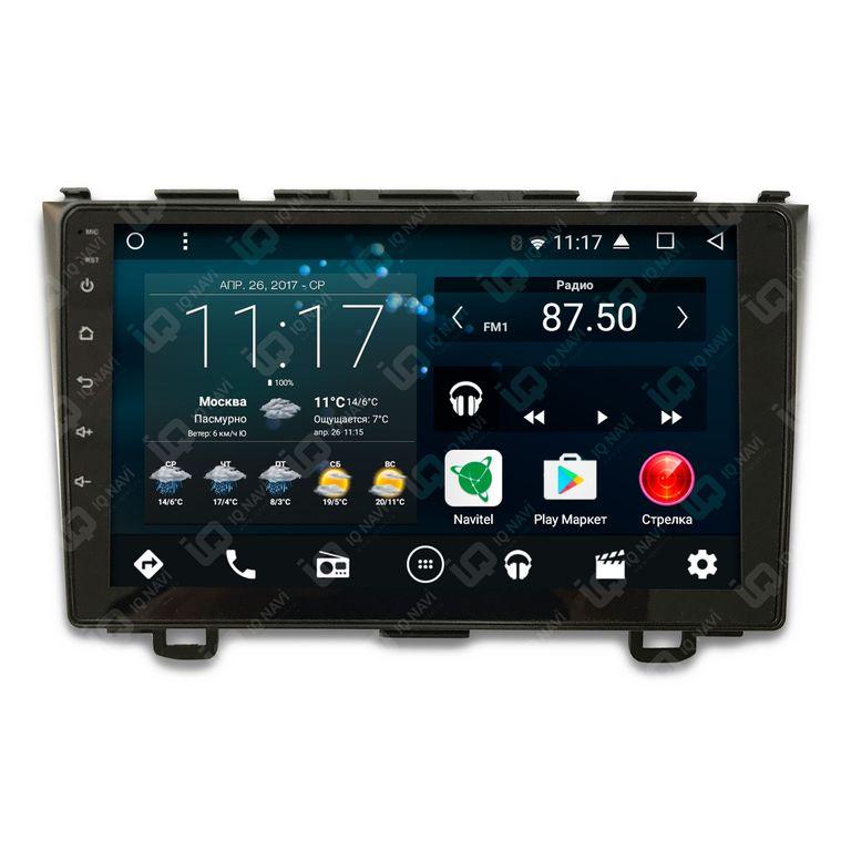 Автомагнитола IQ NAVI T58-1506 Honda CR-V III (2007-2012) Android 8.1.0 9