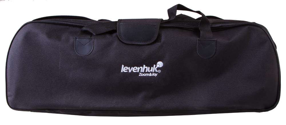 Телескоп Levenhuk Skyline Travel 80 телескоп levenhuk strike 90 plus light version