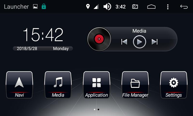 Автомобильный видеоинтерфейс CARMEDIA DZ-215 для Volkswagen, PORSCHE, SKODA на Android 6.0