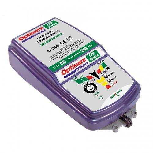 Фото - Зарядное устройство OptiMate Lithium 4S-5S TM270 (9,5A, LiFePo4) qnbbm 4s 12v lithium battery balancer equalizer bms for 3 2v 3 7v lifepo4 polymer 12v24v36v48v72v144v192v288v etc