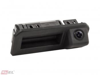CMOS штатная камера заднего вида AVS312CPR (#192) для автомобилей AUDI/ SKODA/ VOLKSWAGEN