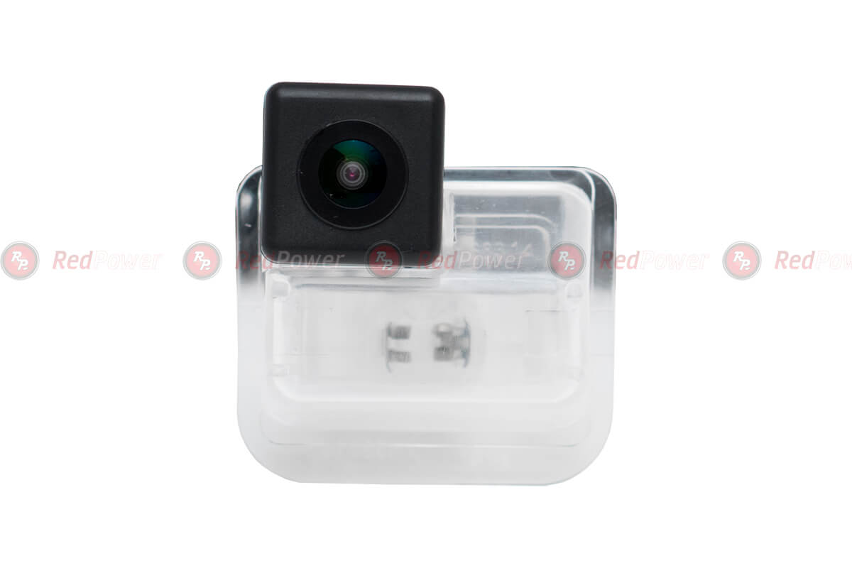 Штатная видеокамера парковки Redpower BEN356P Premium для Mercedes C (W204), CL (W216), E (W212), S (W221), Viano (W639) 14+ под лампу