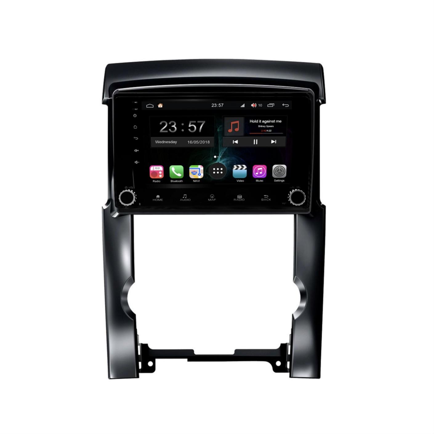 Штатная магнитола FarCar s300-SIM 4G для KIA Sorento на Android (RG041RB) (+ Камера заднего вида в подарок!)