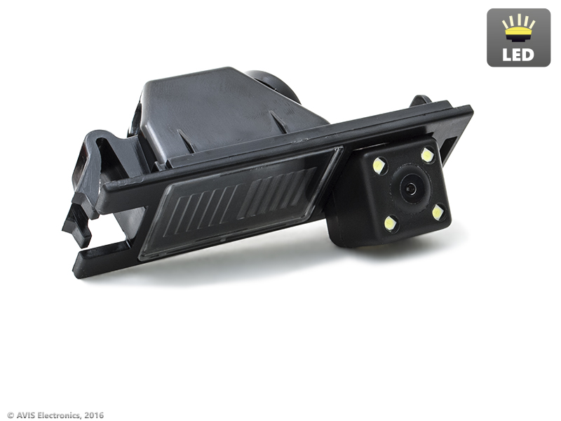 CMOS ECO LED штатная камера заднего вида AVIS Electronics AVS112CPR (#027) для HYUNDAI IX35 / KIA CEE'D II HATCHBACK (2012-...)