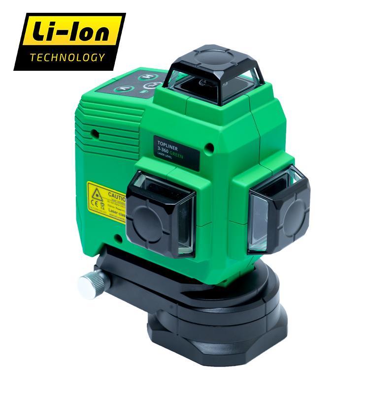 цена на Лазерный уровень ADA TopLiner 3-360 GREEN