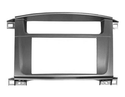 Переходная рамка Intro RTY-N04 для Toyota Land Cruiser 100 (105) 2DIN