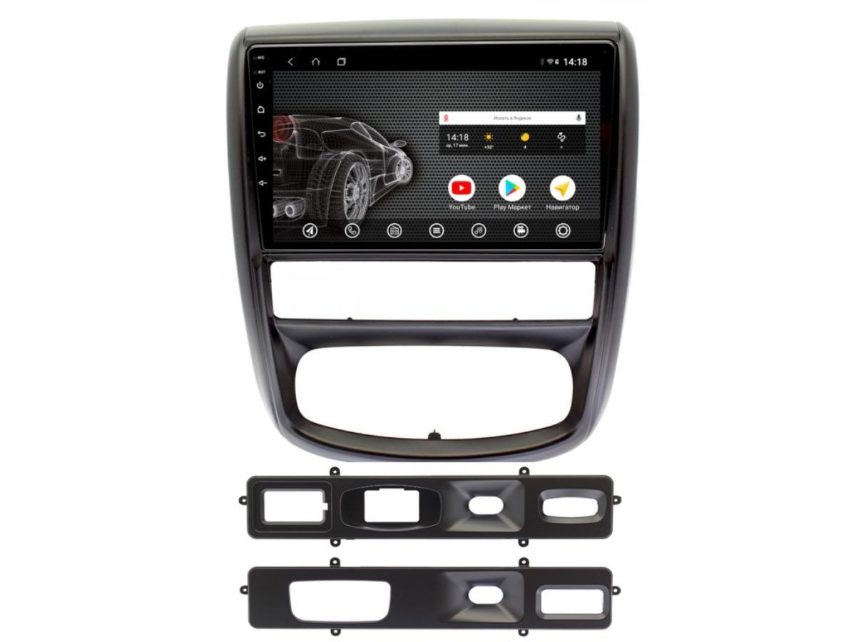 Головное устройство vomi ST406R9-T3 для Renault Duster 2010-2015, Nissan Terrano 2013+ (+ Камера заднего вида в подарок!)