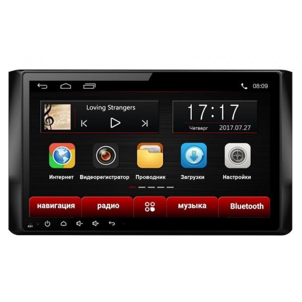 Головное устройство Subini NIS901 с экраном 9 для Nissan Qashqai J10E 2006-2013 (+ Камера заднего вида в подарок!).