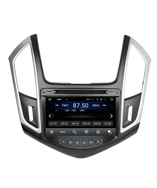 Штатная магнитола для Chevrolet Cruze (2013+) CARMEDIA KD-8087-P3-7 на Android 7.1 цены