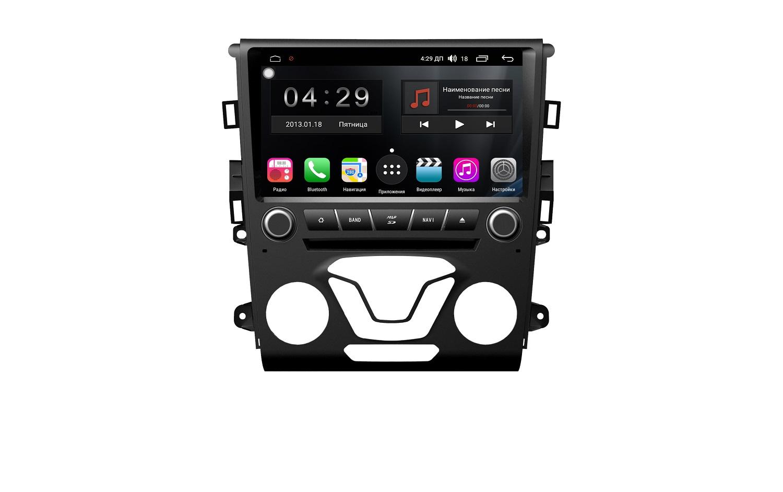 Штатная магнитола FarCar s300 для Ford Mondeo 2013+ на Android (RL377) (+ Камера заднего вида в подарок!)