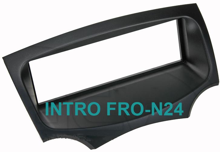Переходная рамка Intro RFO-N24 для Ford Ka 08+ 1DIN переходная рамка intro rpo n04a для porsche 911 type 997 boxster type 987 08