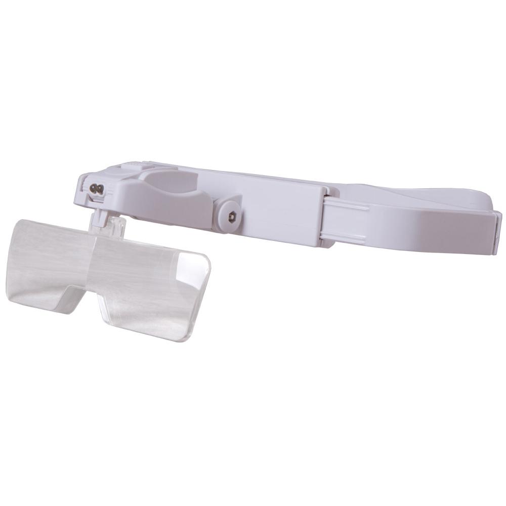 Фото - Лупа-очки Levenhuk Zeno Vizor G5 (+ Салфетки из микрофибры в подарок) комплект в кроватку бомбус 7 предметов amico чаепитие бежевый 5271 38563
