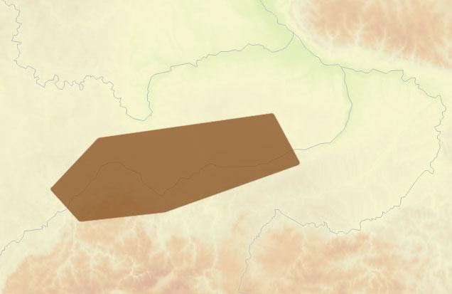 Карта C-MAP RS-N502 - Лена: Витим - Олекминск