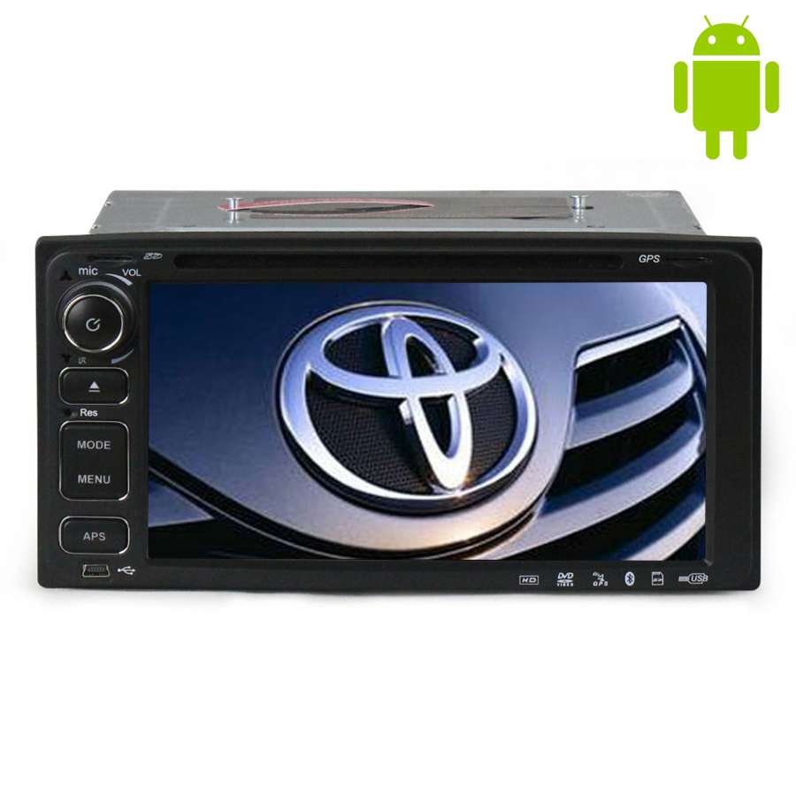 Штатная магнитола Toyota LC Prado 120 2002-2009 LeTrun 1832-RP-TYLP12XW-03 на Android 5.1 (+ Камера заднего вида в подарок!)