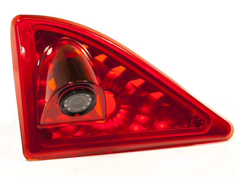 CMOS штатная камера заднего вида с ИК-подсветкой AVIS Electronics AVS325CPR (#182) для Renault Master (10+)