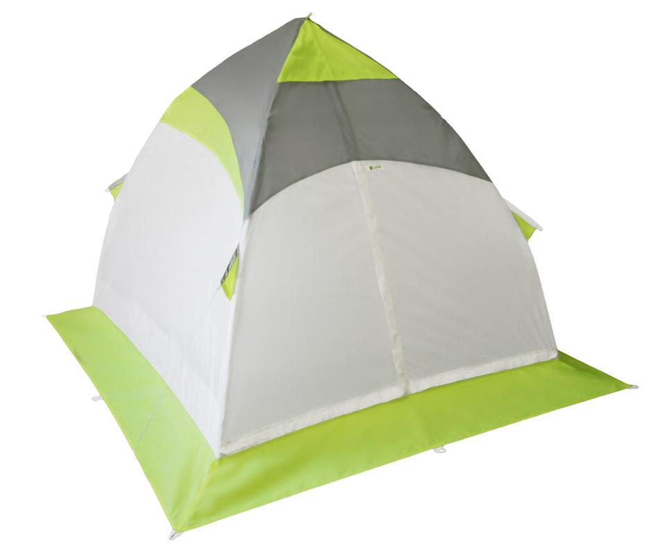 Палатка ЛОТОС 2 (модель 2015) палатка лотос пикник 1000