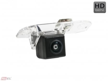 CCD HD штатная камера заднего вида AVS327CPR (#106) для автомобилей VOLVO