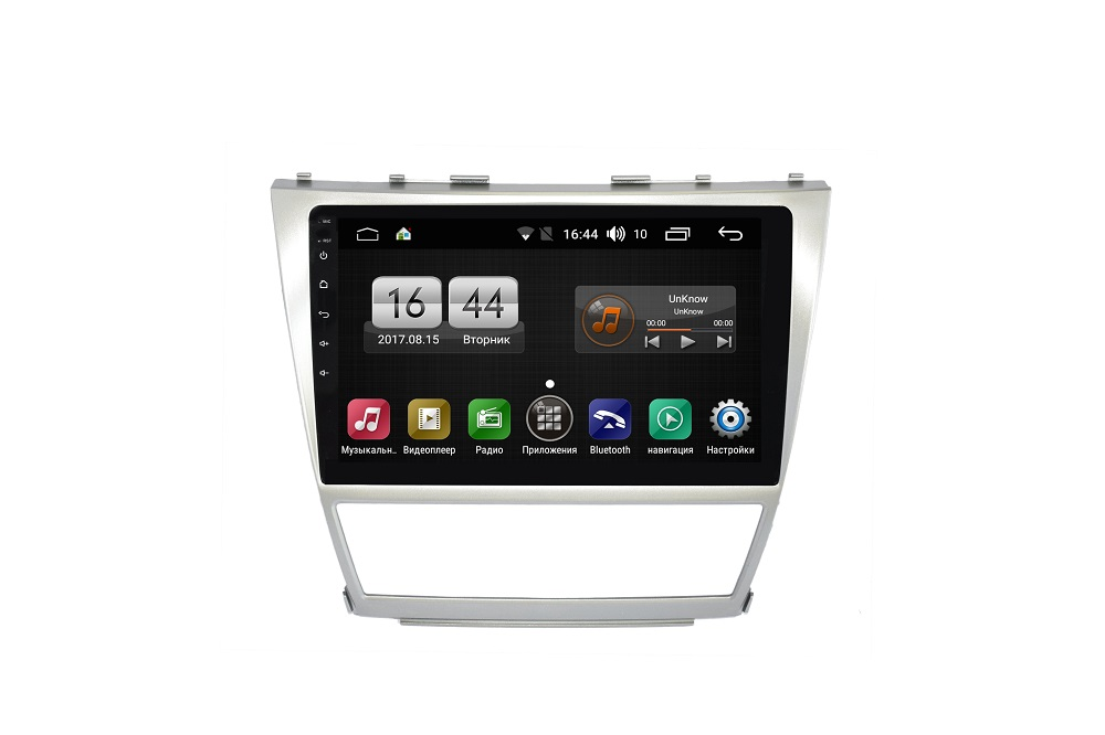 Штатная магнитола FarCar s175 для Toyota Camry на Android (L064R)