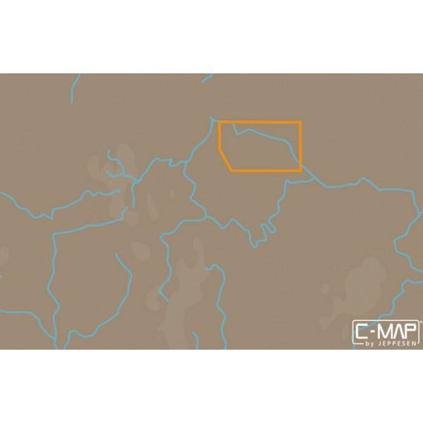 Карта C-MAP MAX-N RS-N226 (ВОЛГА. РЫБИНСК-ГОРОДЕЦ)