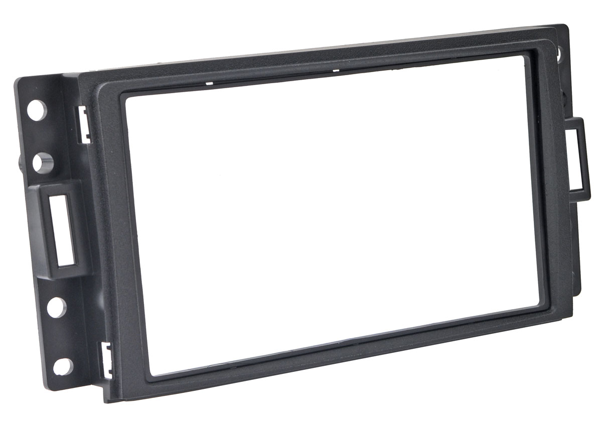 Переходная рамка Incar 95-3304A для Hummer H3, Chevrolet Corvet 2DIN