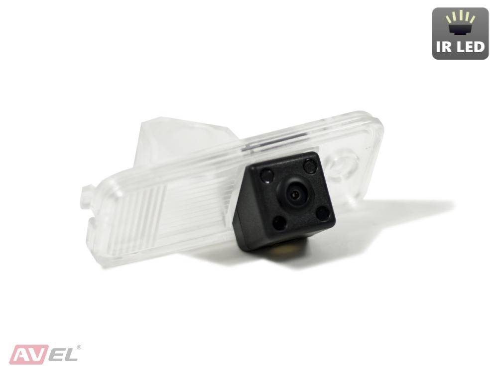 CMOS ИК штатная камера заднего вида AVS315CPR (#029) для автомобилей HYUNDAI CRETA I (2016+), SANTA-FE III (2012+)