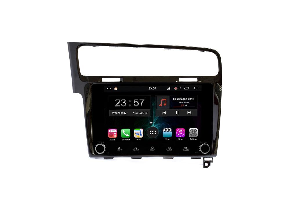Штатная магнитола FarCar s300-SIM 4G для VW Golf 7 на Android (RG257RB) (+ Камера заднего вида в подарок!)