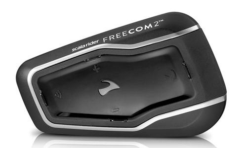 Мотогарнитура Scala Rider FREECOM 2 мотогарнитура scala rider freecom 1