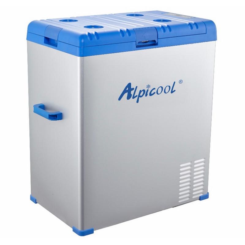 Kомпрессорный автохолодильник ALPICOOL A75 kомпрессорный автохолодильник alpicool cf 55 55л 12 24 220в