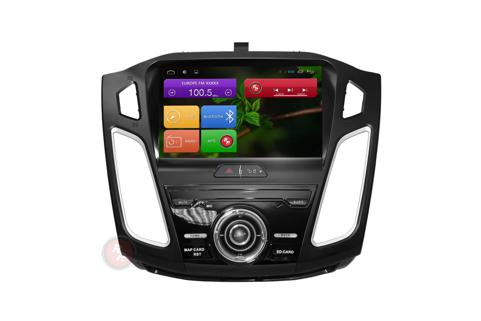 Штатная магнитола RedPower 31150 IPS Ford Focus 3 (2012+) штатная магнитола redpower 31082 ips bmw 3 серия 2009 2012 кузов e90 рестайл