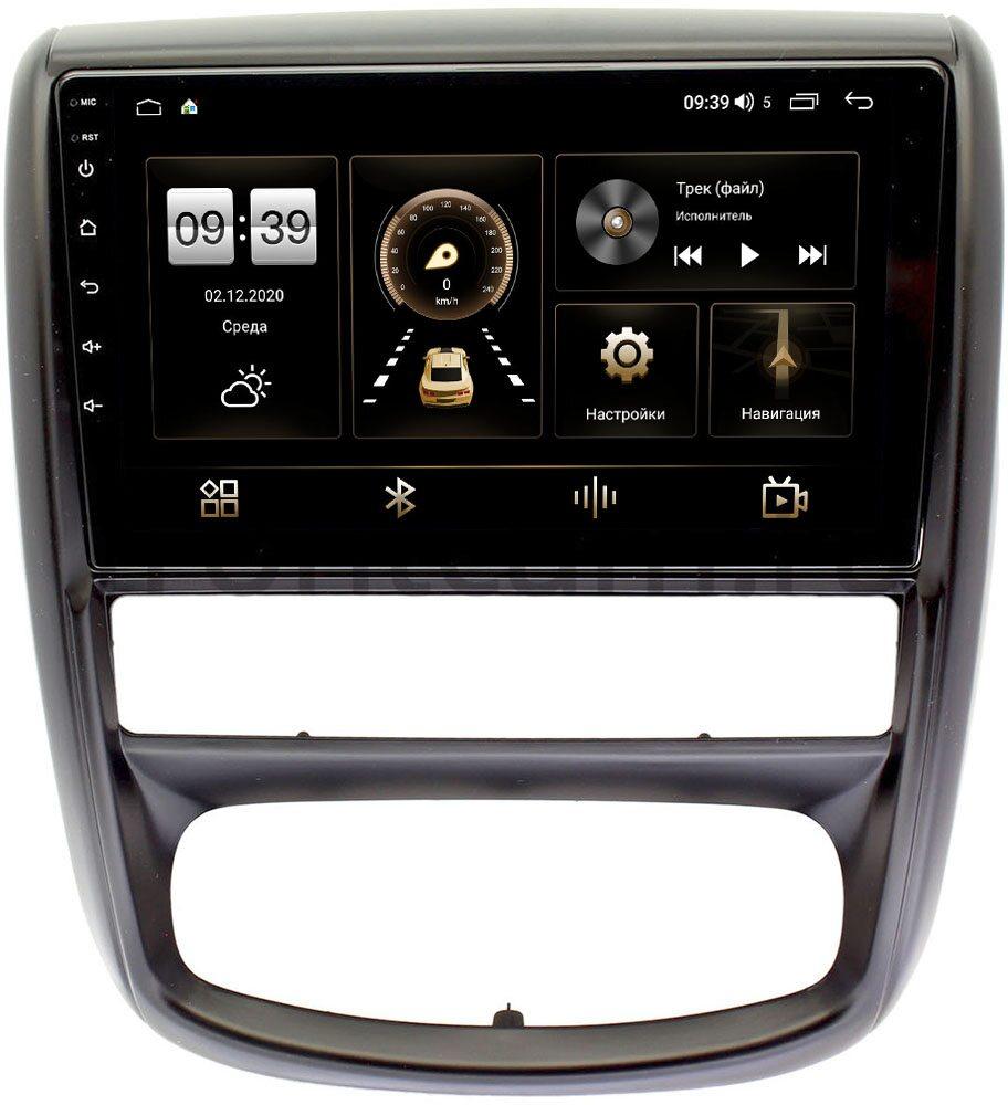 Штатная магнитола LeTrun 3792-9275 для Nissan Terrano III 2014-2016, Terrano III 2017-2020 на Android 10 (4/64, DSP, QLed) С оптическим выходом (+ Камера заднего вида в подарок!)