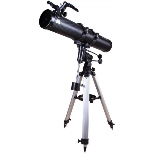Фото - Телескоп Bresser Galaxia 114/900 EQ, с адаптером для смартфона телескоп