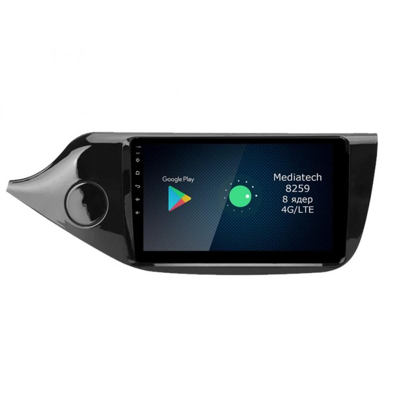 Штатная магнитола Roximo 4G RX-2328 для KIA Ceed JD, 2012-2016 (+ Камера заднего вида в подарок!)