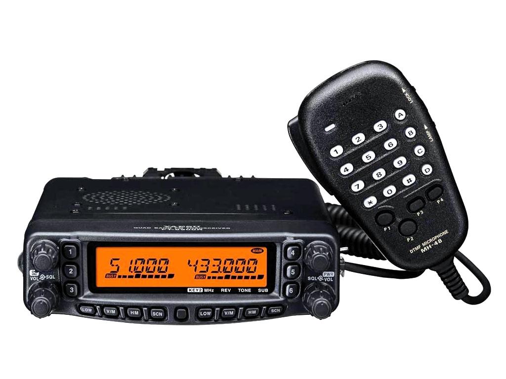 Мобильная радиостанция Yaesu FT-8900R (Официальный дилер в России!)
