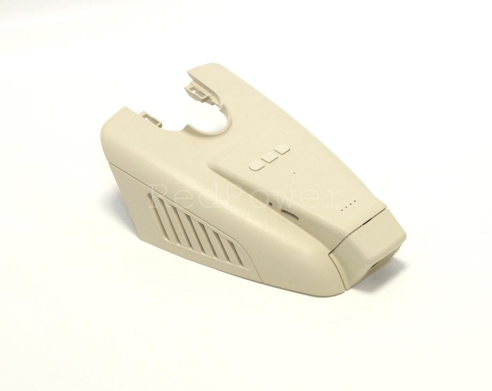 Видеорегистратор в штатное место RedPower DVR-MBC-N (кремовый) для Mercedes C-klasseRedPower<br>RedPower DVR-MBC. Wi-Fi видеорегистратор с Full HD камерой 120°, G сенсором и датчиком <br>движения. Устанавливается в ножку штатного зеркала заднего вида. Для <br>автомобилей Mercedes C-klasse.<br>