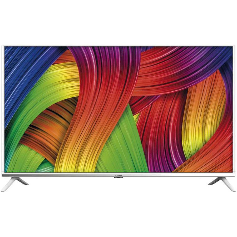 Телевизор LED Hyundai 40 H-LED40ET3021 белый цена