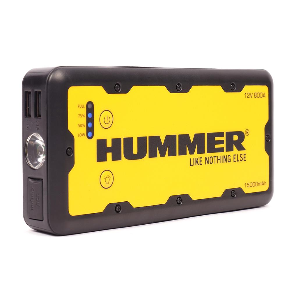 Пусковое устройство HUMMER H1 HMR01 (+ Салфетки из микрофибры для любых задач в подарок!) пусковое устройство и источник питания ring automotive repp148 9ah powerpack фонарь usb