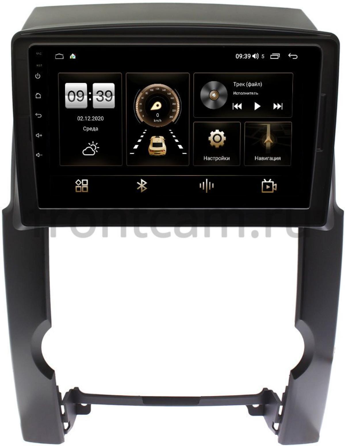Штатная магнитола Kia Sorento II 2009-2012 (с усилителем) LeTrun 4165-10-1131-1 на Android 10 (4G-SIM, 3/32, DSP, QLed) (+ Камера заднего вида в подарок!)