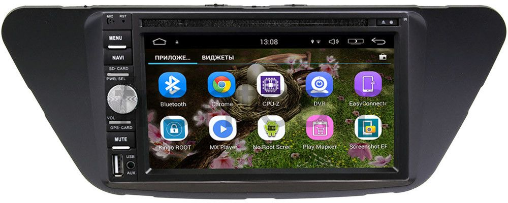 Штатная магнитола Lifan X50 2015-2018 LeTrun 1958-RP-LFX50-68 на Android 5.1.1 штатная магнитола letrun 1867 для kia sportage 2010 2016 android 6 0 1
