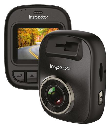 Inspector Inch видеорегистраторы