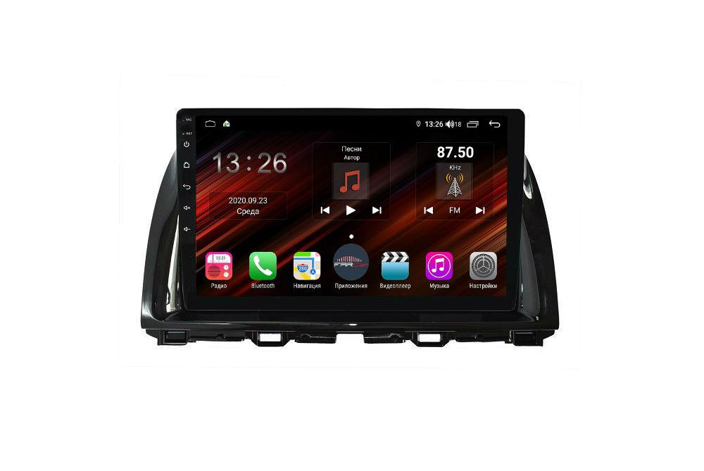 Штатная магнитола FarCar s400 Super HD для Mazda CX-5 на Android (XH2007R) (+ Камера заднего вида в подарок!)