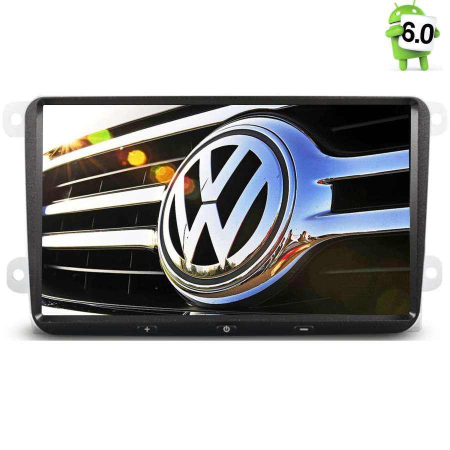 Штатная магнитола для Volkswagen Amarok, Golf, Jetta, Polo, Scirocco, Tiguan, Touran LeTrun 1706 Android 6.0.1 lsqstar 7 android car dvd player w gps radio wifi canbus pip swc rds for vw sharan golf t5 polo b5