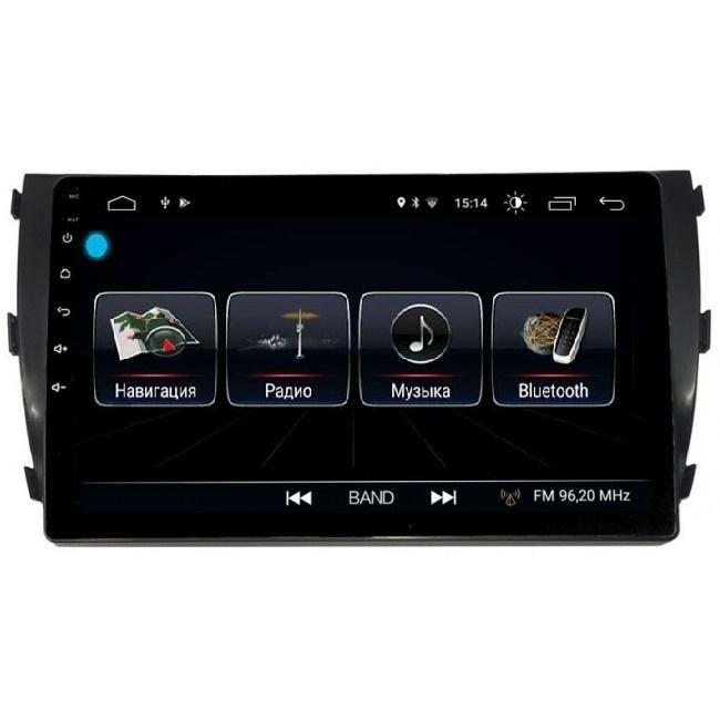 Штатная магнитола LeTrun 1865 для Zotye T600 (2013-2019) Android 8.0.1 MTK-L 2GbLeTrun<br>Штатная магнитола для Zotye T600 LeTrun 1865 Android 8.0.1 MTK-L - это настоящий мультимедийный комплекс для вашего автомобиля.  GPS навигация, Bluetooth громкая связь, воспроизведение с USB SD флеш носителей MKV, MP4, DIVX, Lossless Audio, JPEG,MP3 и WMA,3G интернет ,Wi-Fi, FM/AM радио, возможность подключения Apple iPhone, iPad.