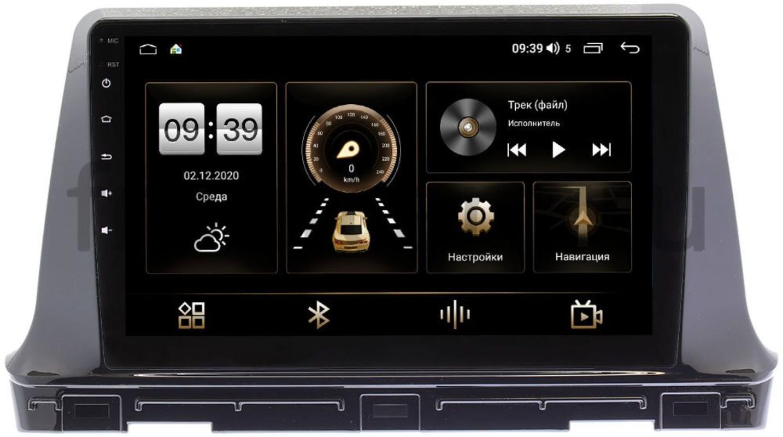 Штатная магнитола Kia Seltos 2020-2021 LeTrun 4165-10-1174 на Android 10 (4G-SIM, 3/32, DSP, QLed) (+ Камера заднего вида в подарок!)