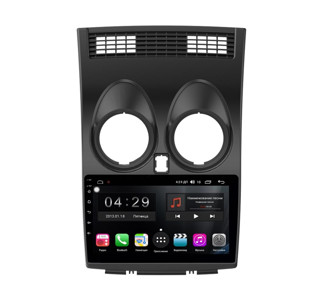 Штатная магнитола FarCar s300-SIM 4G для Nissan Qashqai на Android (RG1170R) (+ Камера заднего вида в подарок!)