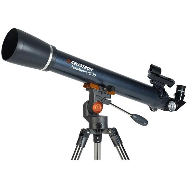 Телескоп Celestron AstroMaster LT 70 AZ (+ Книга «Космос. Непустая пустота» в подарок!) цена 2017