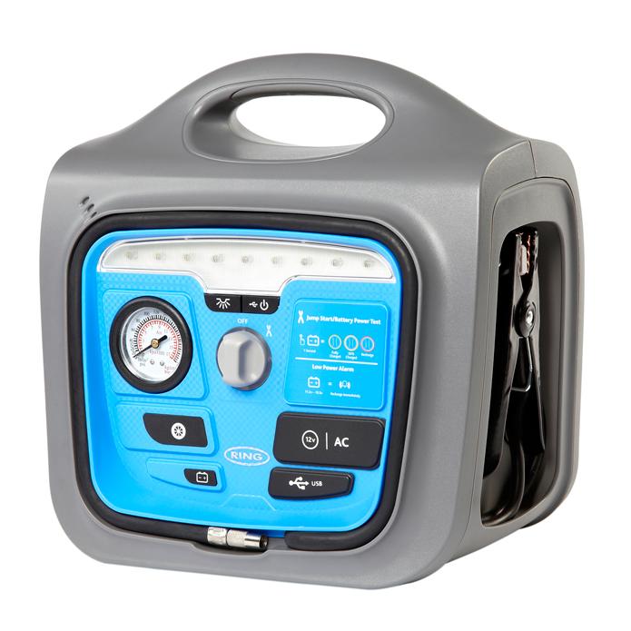 Автономное пусковое устройство с компрессором Ring Automotive REPP165