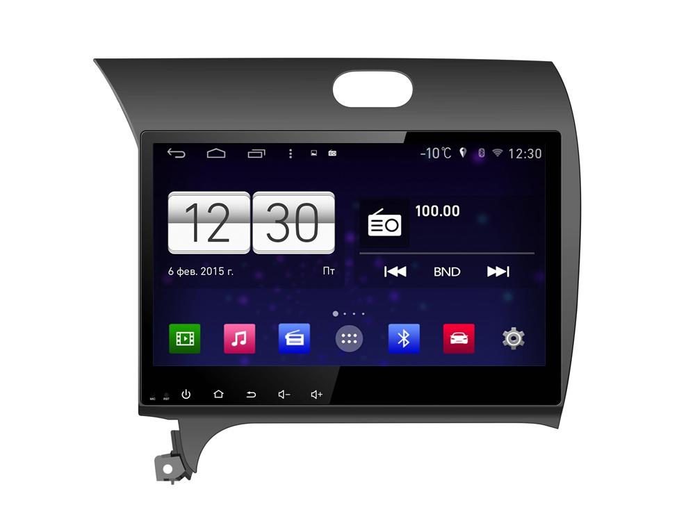 Штатная магнитола FarCar s160 для KIA Cerato 2013+ на Android (m472)